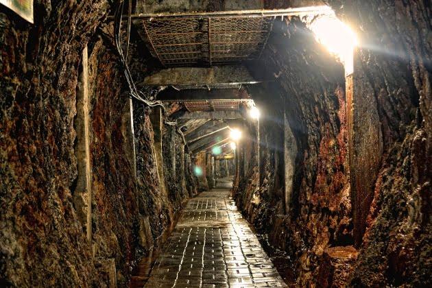 Lubang Tambang Mbah Soero - Wisata Sawahlunto, Kota Warisan Dunia Unesco